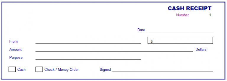 Pages Receipt Template Militaryalicious