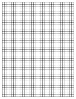 Print Graph-Paper-Template printable