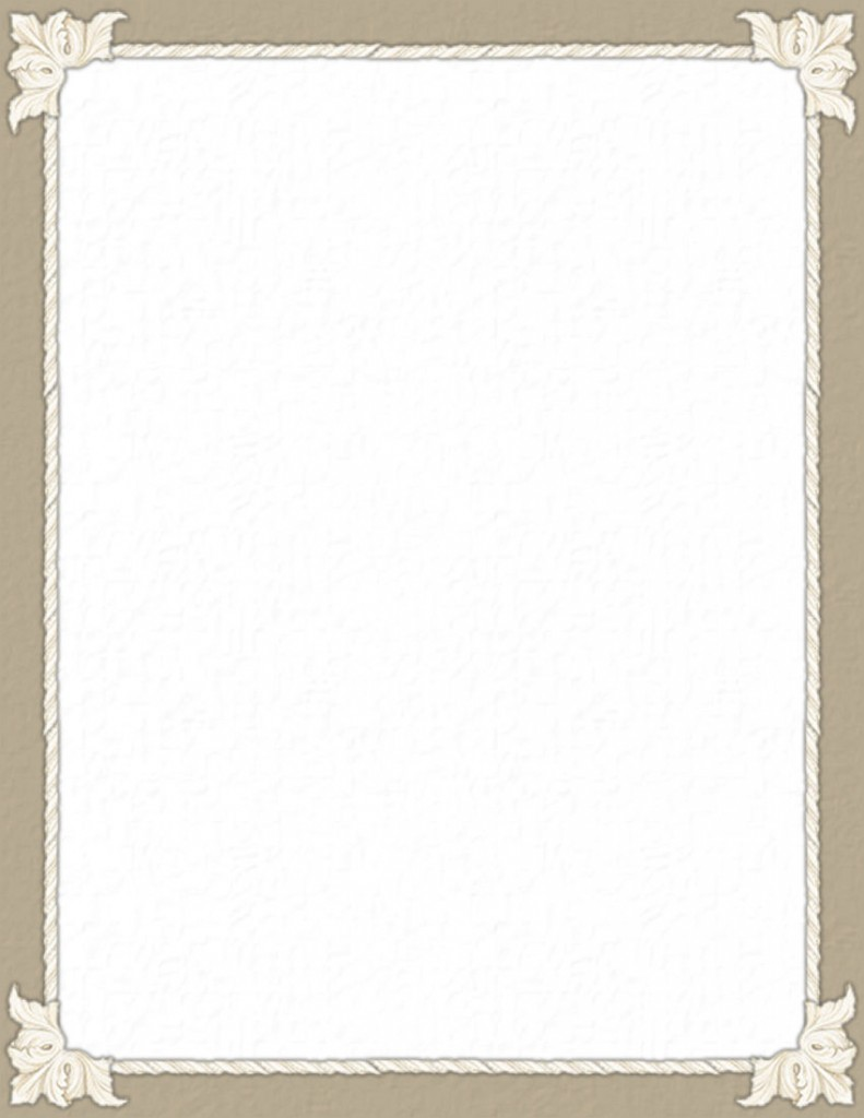 artistic-stationery paper templates