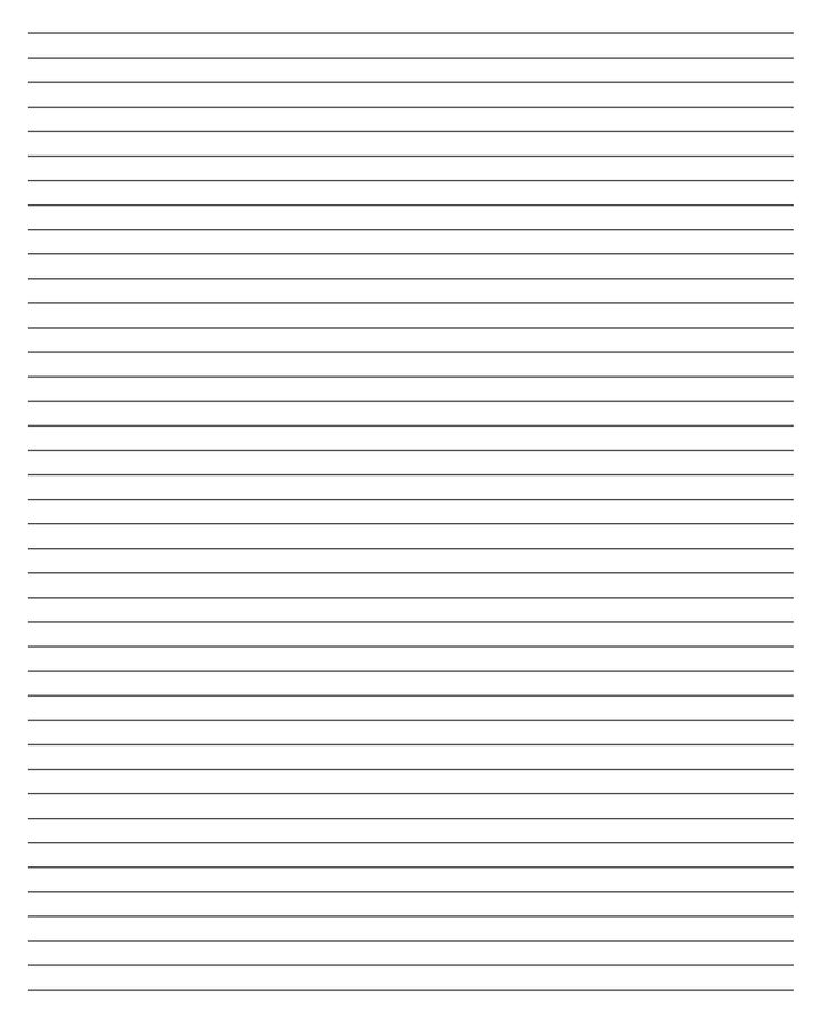 Free Pdf Printable Note Paper Templates  Note Template
