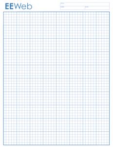 Graph Paper Template DOC  Graph Paper Template