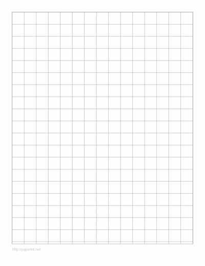Printable Math Graph Paper Templates