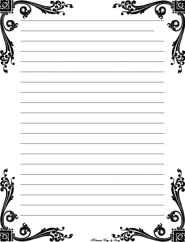 printable-crafts-stationery paper templates