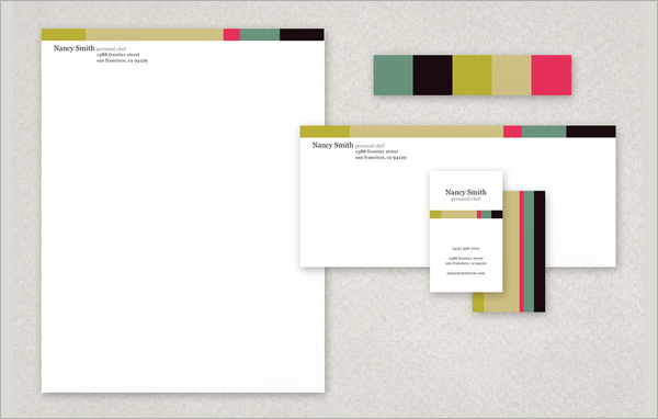 stationery paper templates Gum-Classic-Stationery-Templates