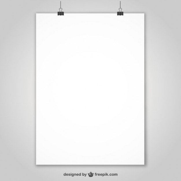 white-large-white-White Paper Template printable