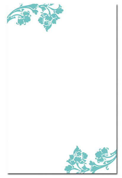Nice-premium-blank-wedding-invitation-paper