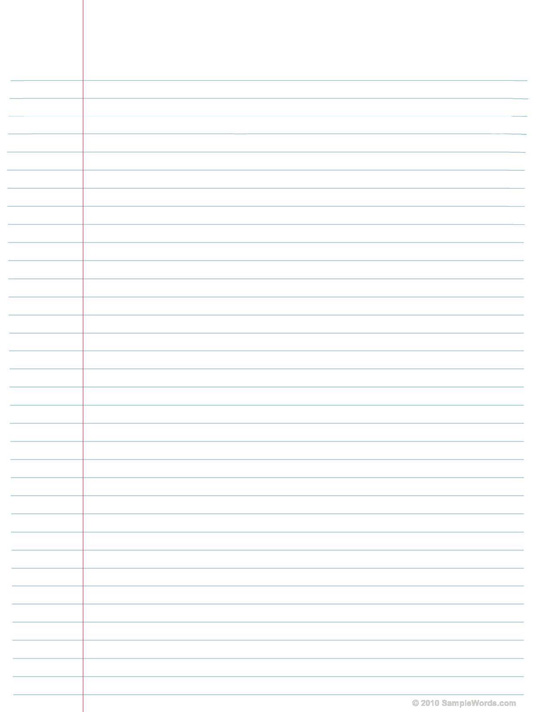free-templates-lined-notebook-paper-template-PDF-templates