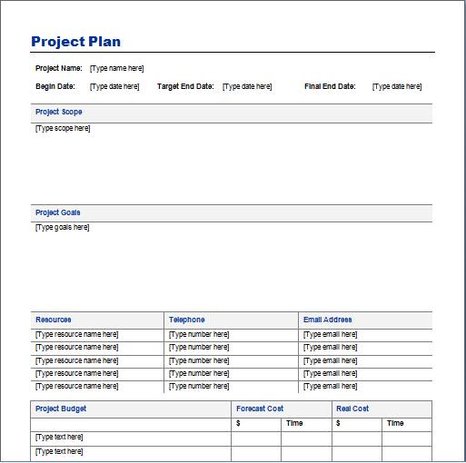 Index of wp content uploads 2016 07 for Project management policy template