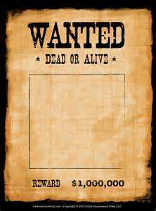 print-paper-wanted-poster-template