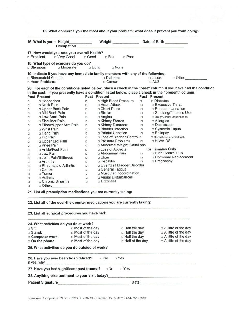 Patient Intake Form 2(2)