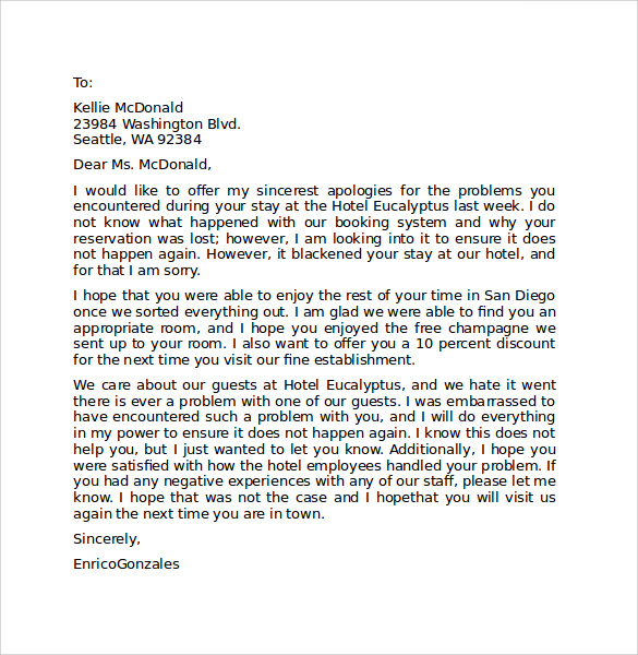 Hotel-Apology-Letter-template