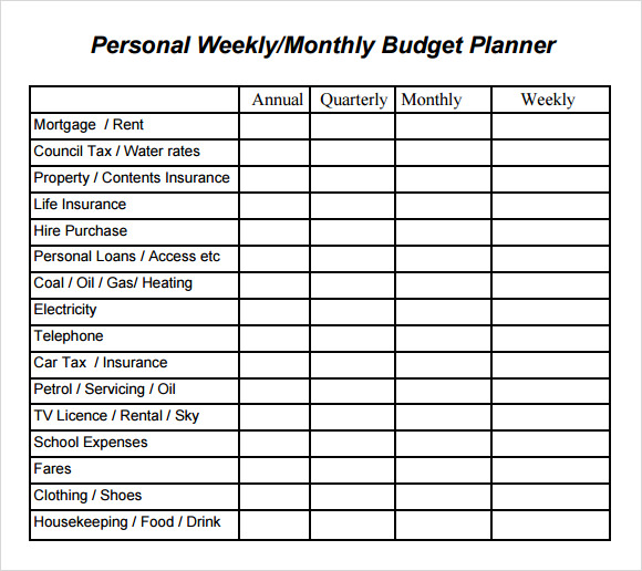 Beautiful ... Budget Planner Template. BudgetPlannerTemplateDocx