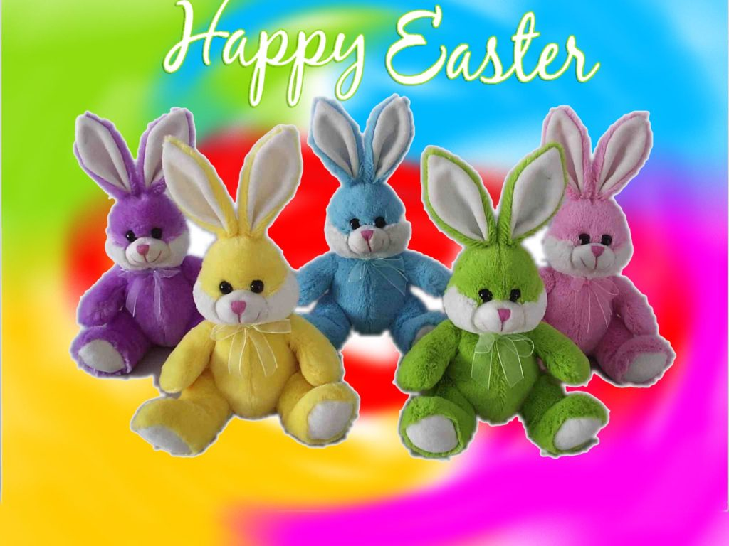 17 Easter Greeting Cards Print Paper Templates