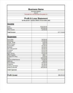 printable-word-Profit-and-Loss-sample