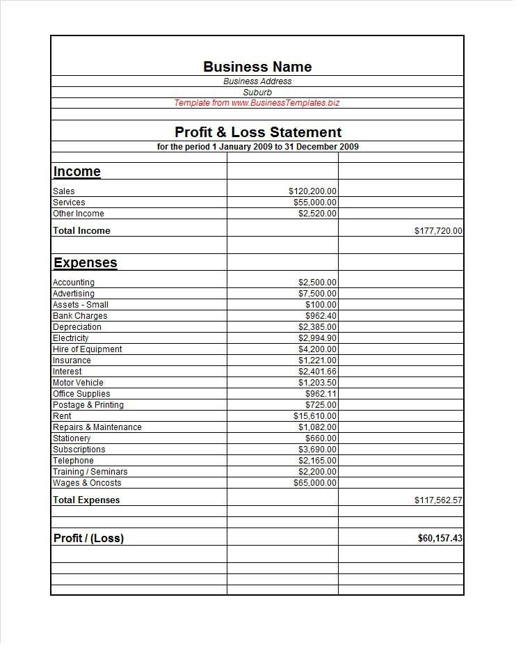 printable-word-Profit-and-Loss-sample