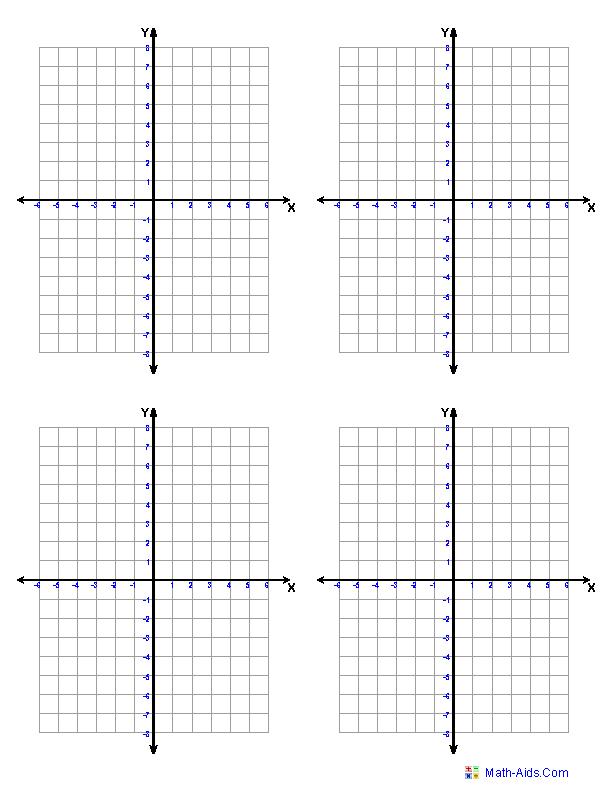 graphing-coordinate-plane-4quads-printable-pdf