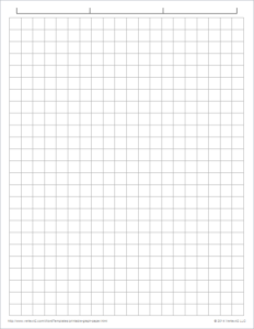 graphic relating to Printable Cm Graph Paper named printable-cm-graph-paper-pdf