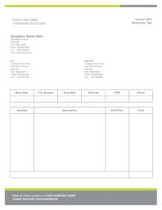 printable-modern invoice templates in word-Modern-Elegance